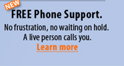 Free US Phone Support