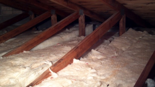Ceiling, basement key in energy conservation insulation techniques