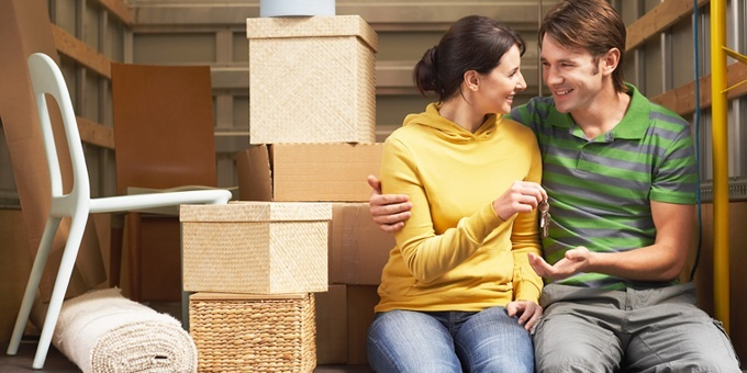 Shacking up:  Money rules for moving in together