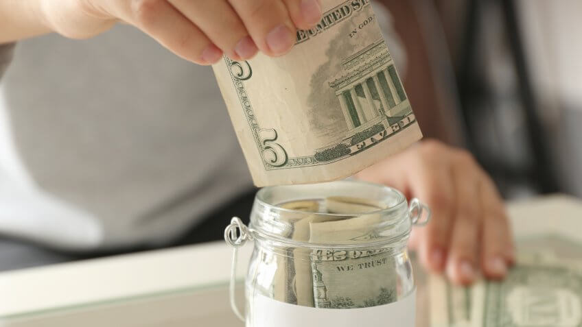 7 money challenges to save up to $10,000 in one year