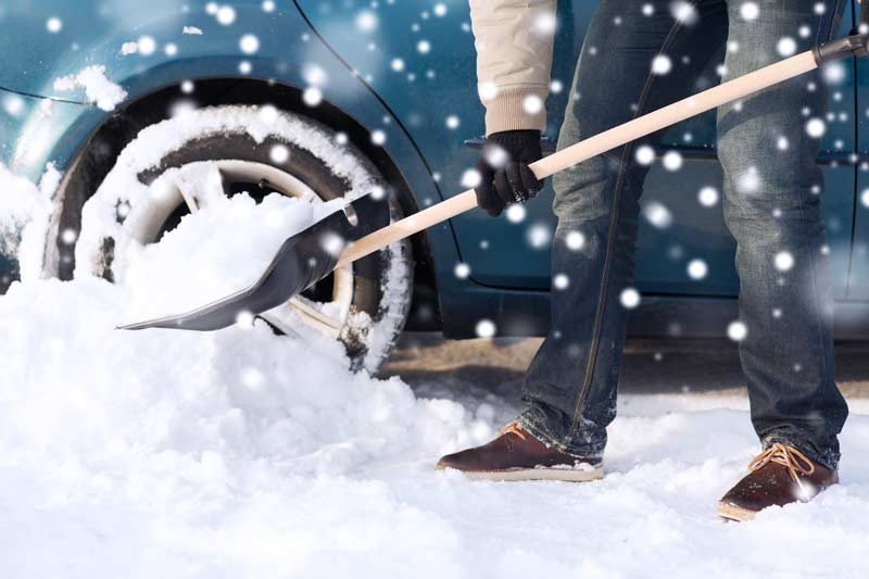 How to Stay Safe on the Roads This Winter