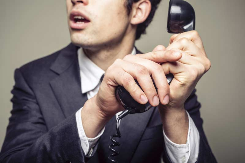 Warning Signs of an IRS Phone Scam